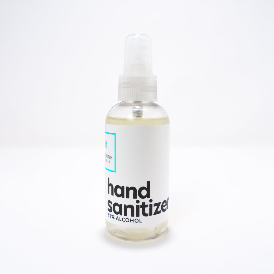 Hand Sanitizer (4oz) - Lift Blend | Cleaning Studio