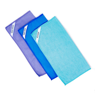 Clean Living Microfiber Kit (3-Pack)