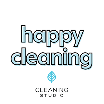 Happy Cleaning Gift Card | Cleaning Studio