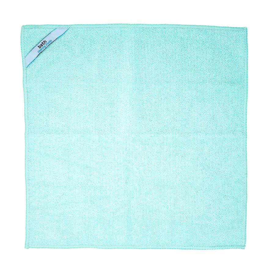 Bath Microfiber Cleaning Cloth by Cleaning Studio