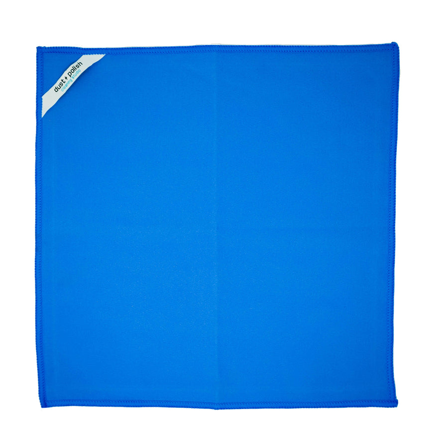 Microfiber Cleaning Cloth: Dust + Polish Cloth (2-Pack)
