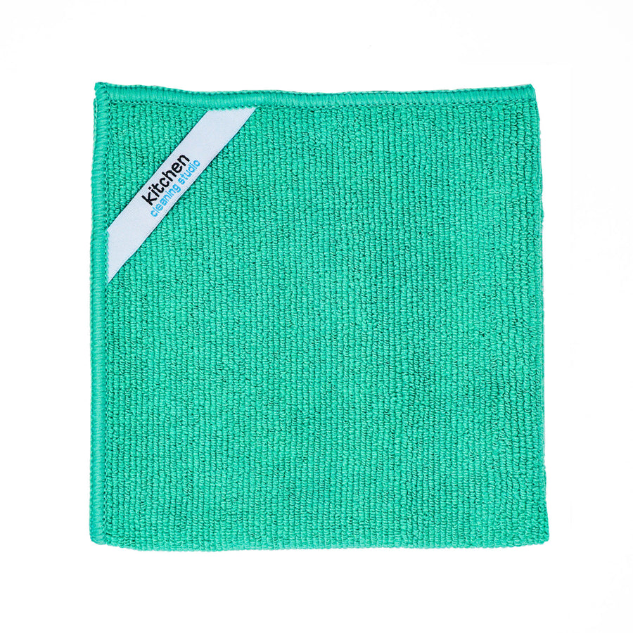 Kitchen Premium Microfiber Cleaning Towel by Cleaning Studio | Folded