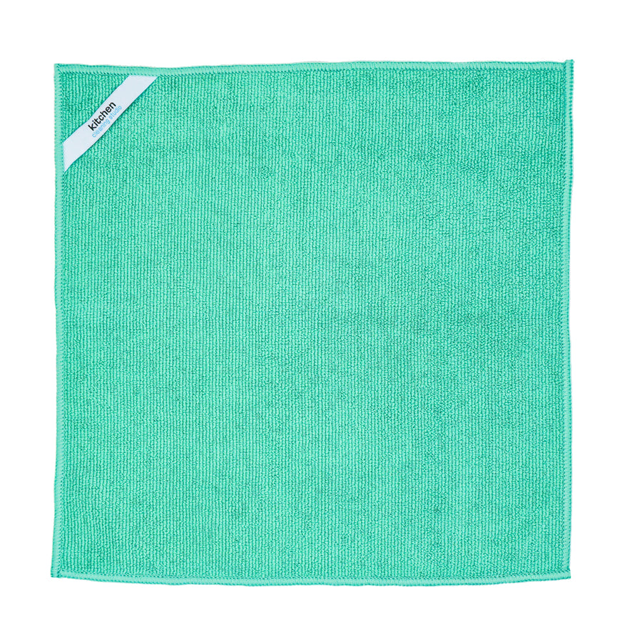 Kitchen Microfiber Cleaning Cloth by Cleaning Studio