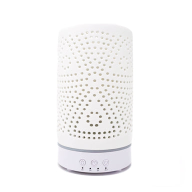 Luxe Ultrasonic Aromatherapy Diffuser by Cleaning Studio (front)