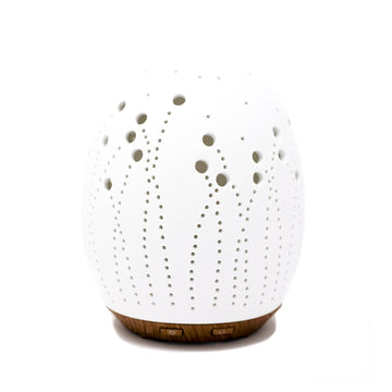 Meadow Ultrasonic Aromatherapy Diffuser by Cleaning Studio (front)