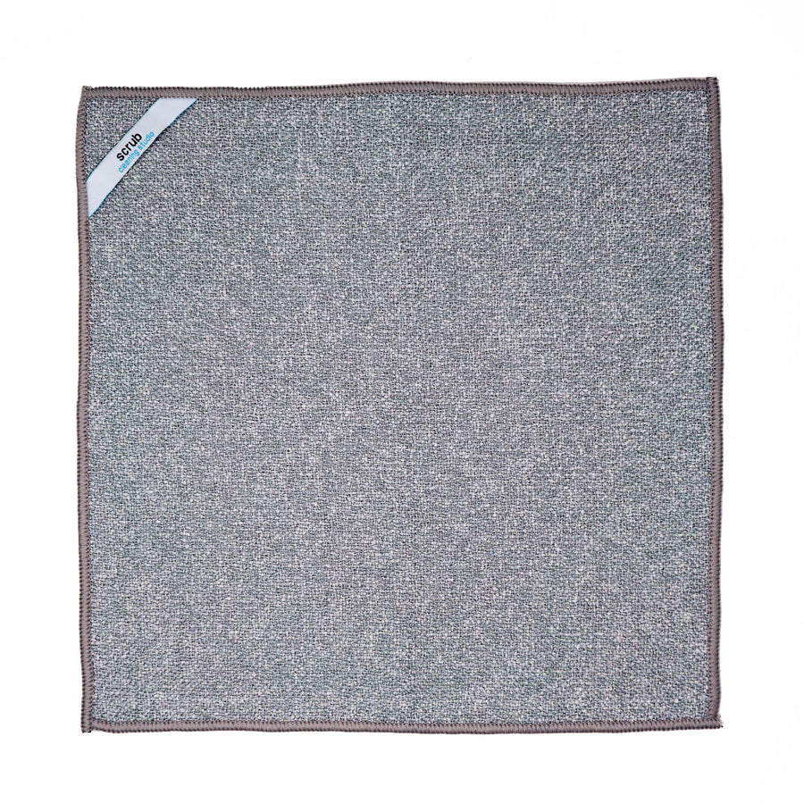 Scrub Microfiber Cleaning Cloth | Cleaning Studio