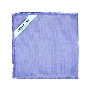 Glass Microfiber Cleaning Cloth | Cleaning Studio