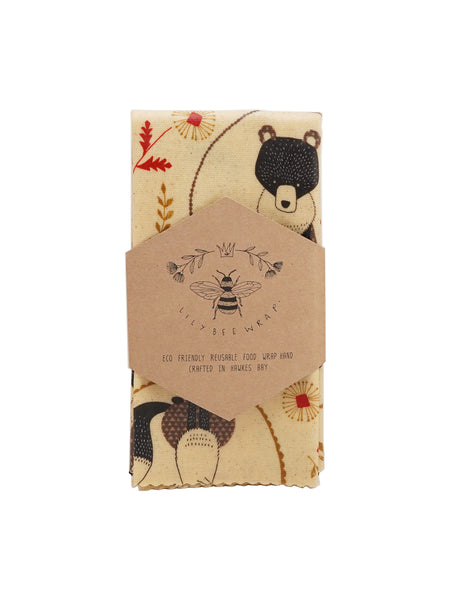 Furano Bears - XL Single (Thick Canvas)