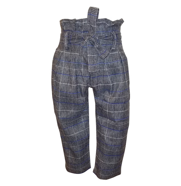 GABY GLENPLAID PANTS