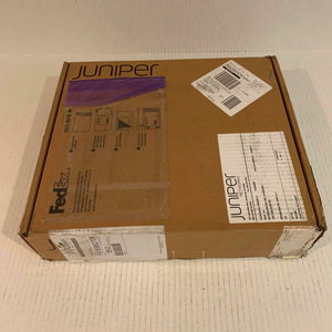 New - Juniper Networks 8-Port Services Gateway Firewall - SRX110H2-VA