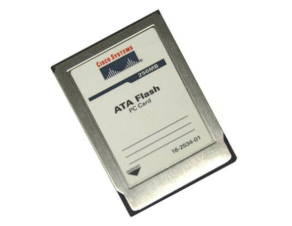 Cisco 12000 PCMCIA 256MB ATA Flash Disk - MEM-12KRP-FD256M