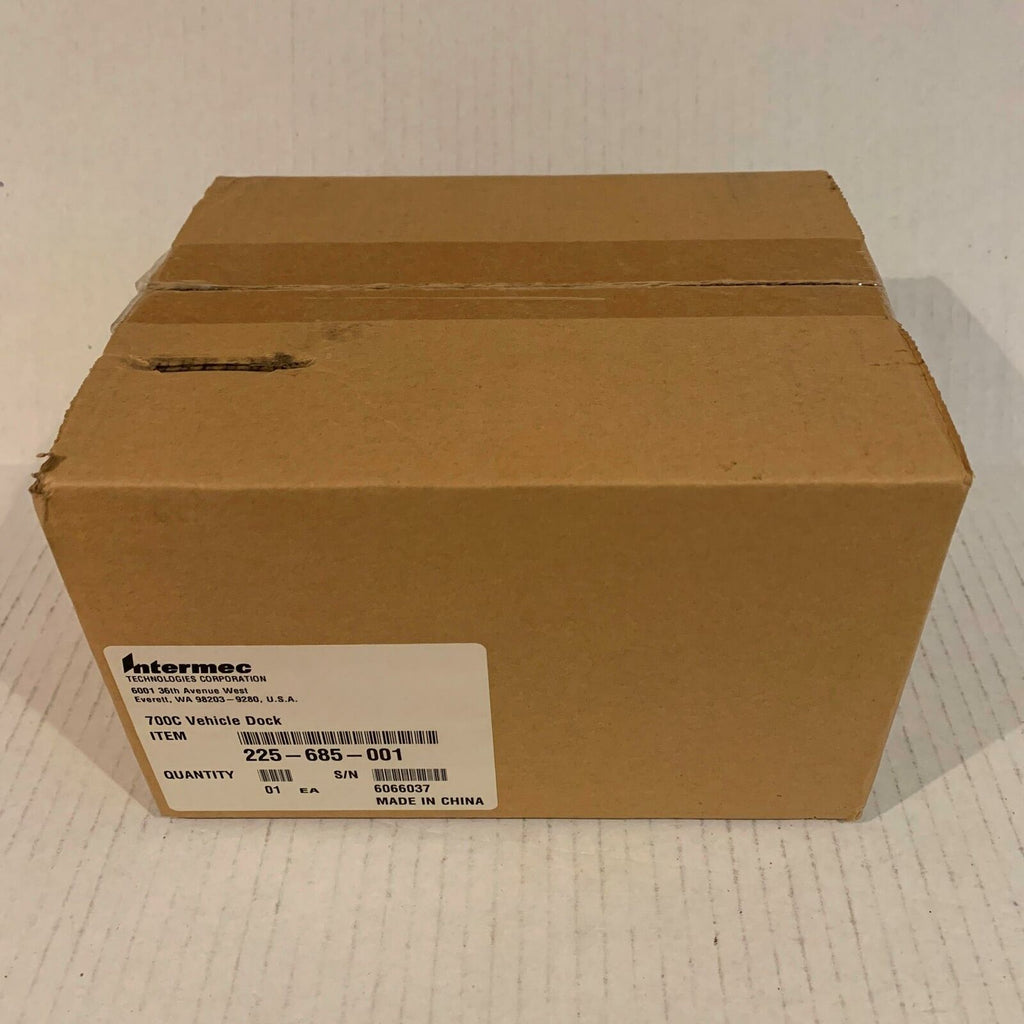 New Intermec 700C vehicle Dock - 225-685-001