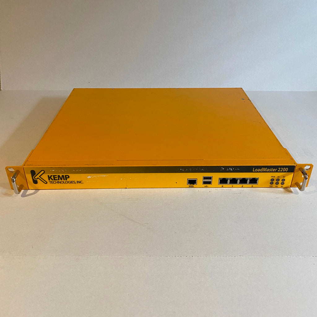 KEMP LoadMaster 2200 Load Balancer - NSA1042N8-LM2200