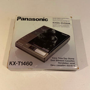 Panasonic Easa-Phone Auto Logic Analog Answering Machine - KX-T1460
