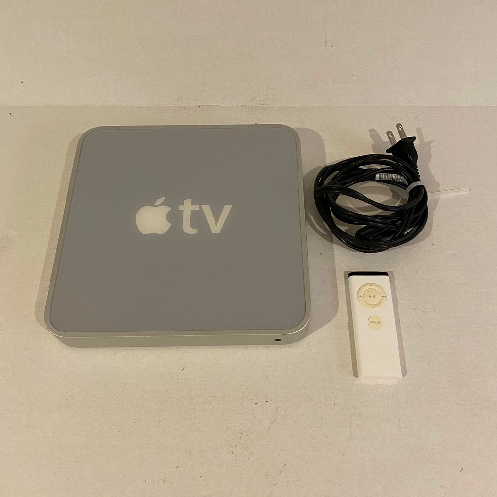 1st Generation Apple TV - 160GB - A1218