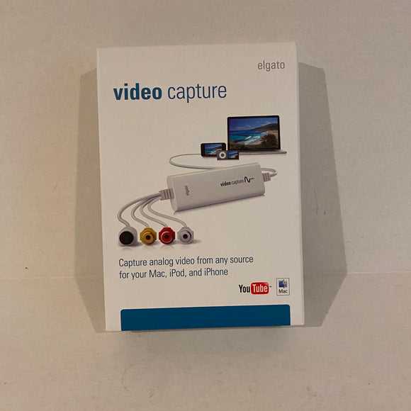 Elgato Analog Video Capture Card - 1VC104001001