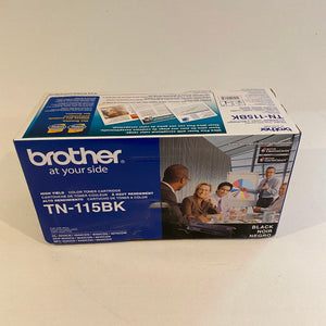 Brother High Yield Laser Toner Cartridge Black - TN115BK