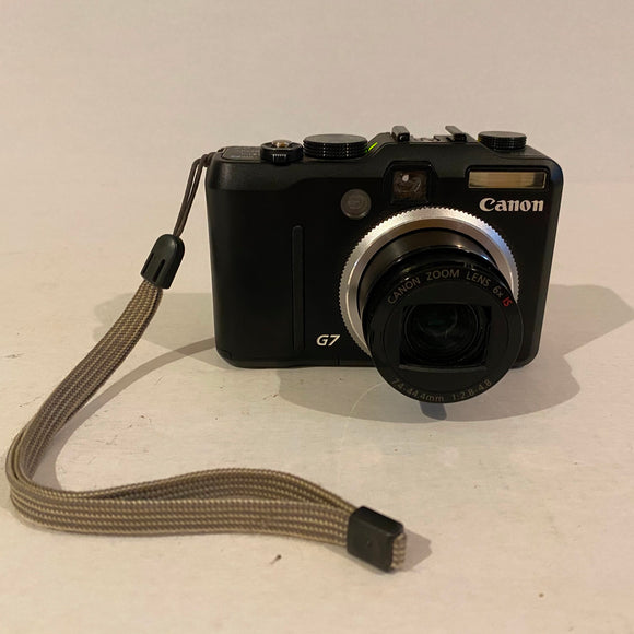 Canon PowerShot G7 Digital Camera - PC1210