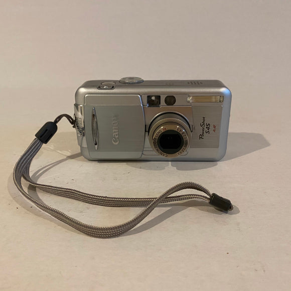 Canon Powershot S45 Digital Camera - PC1033