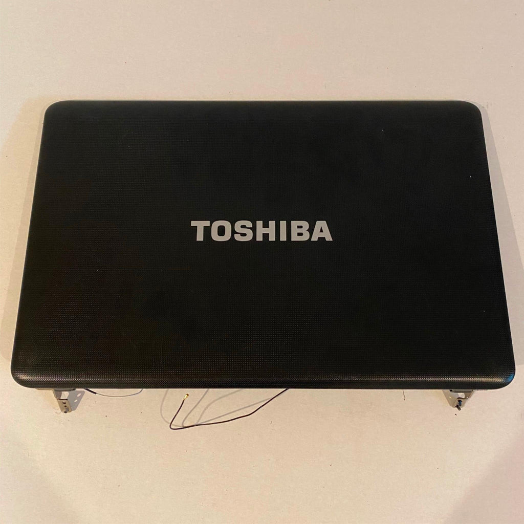 Toshiba Satellite C650D LCD Screen and Laptop Lid Cover