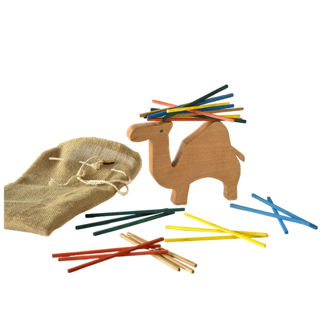 Camel Sticks Game - Eve Branson Foundation Collection Home Decor