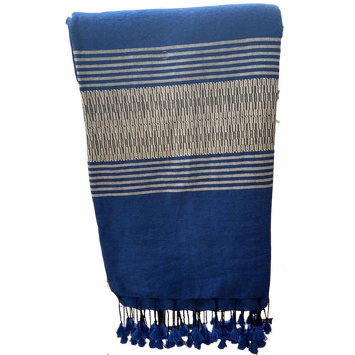 Large Bed Throw - Eve Branson Foundation Collection Home Decor