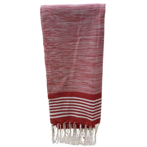 Lightweight Hammam Towel - Eve Branson Foundation Collection Clothing & Shoes