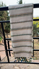 Load image into Gallery viewer, Lightweight Hammam Towel - Eve Branson Foundation Collection Clothing & ShoesMulticolor Stripe