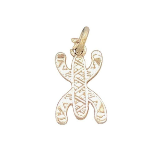 Moroccan Amazigh Zed Necklace Charm Pendant Necklace