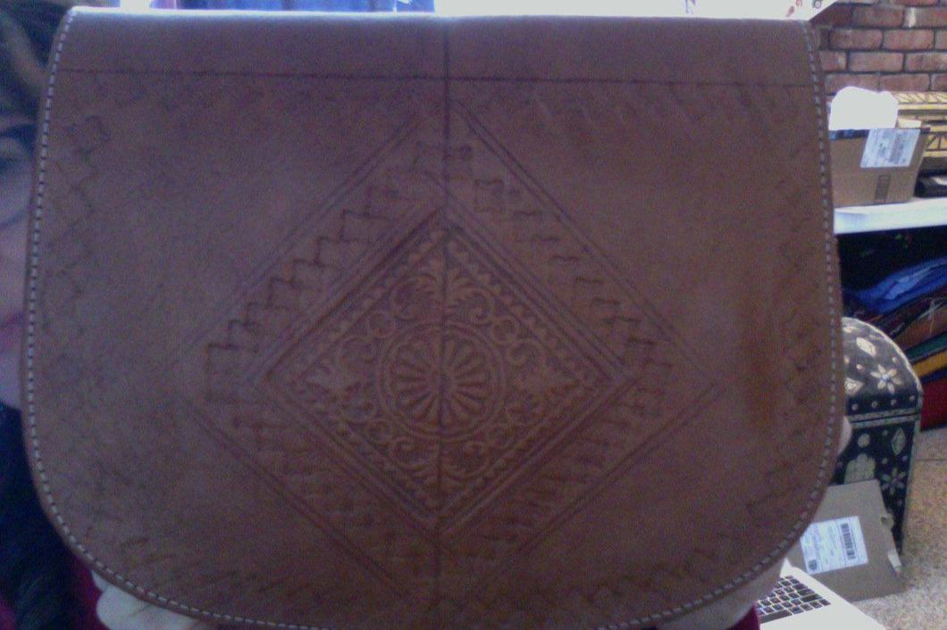 Moroccan Leather Purse Bags & Purses