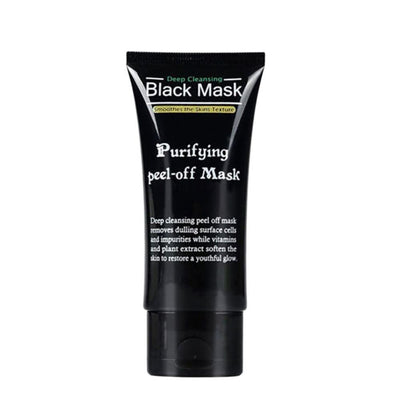 Deep Cleansing Black Mask - Coloxor