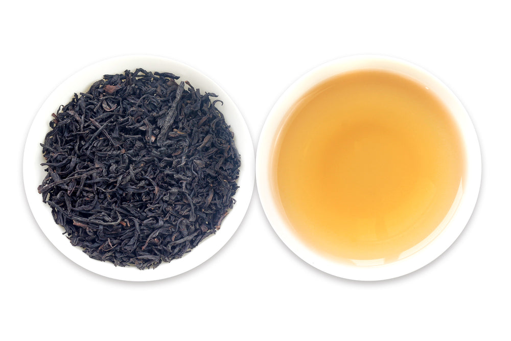 The origin of the first black tea in history: Lapsang Souchong
