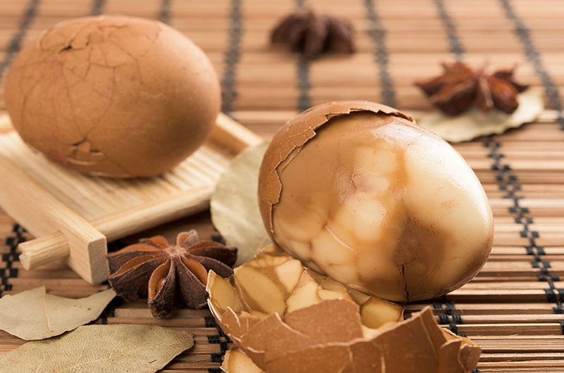 5 Steps to Make Delicious Chinese Tea Eggs