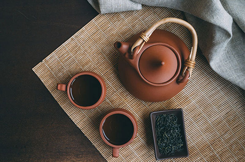 Modern Chinese Tea Offered by an Online Tea Provider-Teadaw