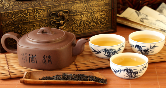 Chinese Tea Art