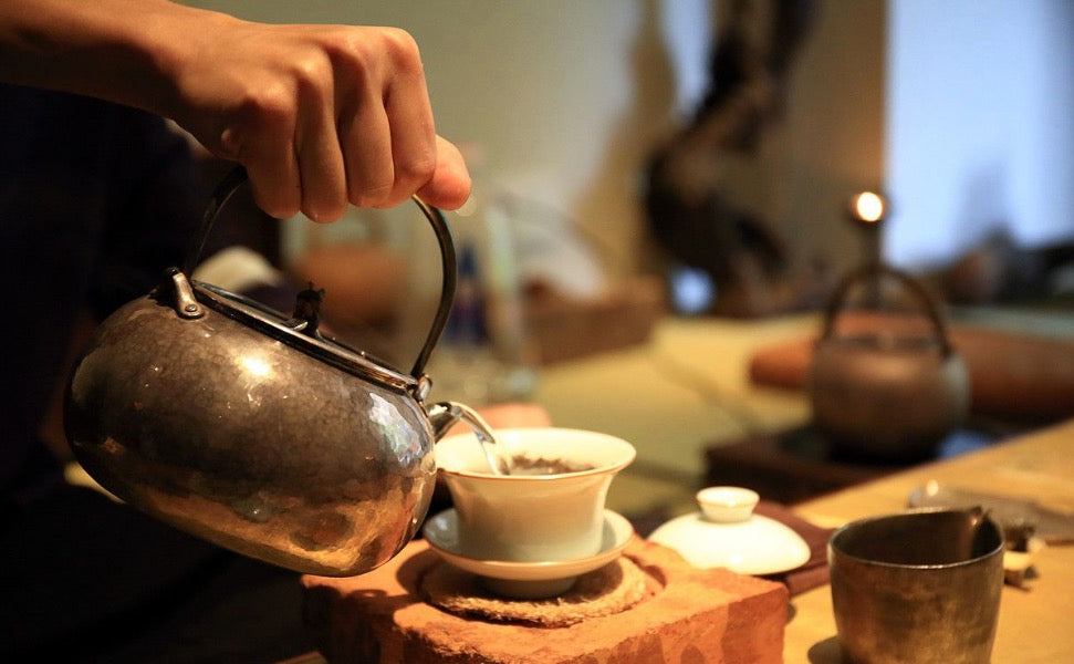 Chinese Tea Brewing Methods