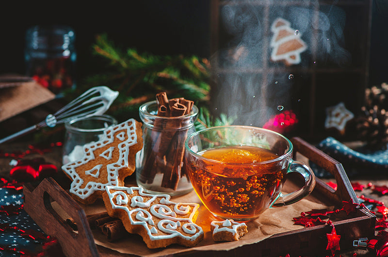 Recipe about Easily Making Apple Cinnamon Tea