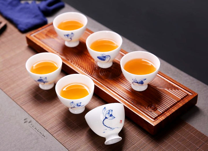 Chinese Tea Culture Part I