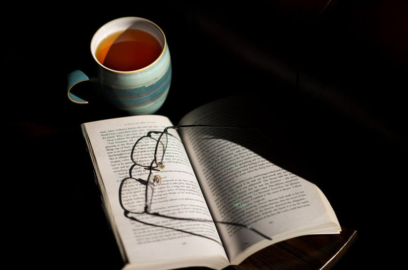 5 awesome books you should read, while sipping a cup of tea