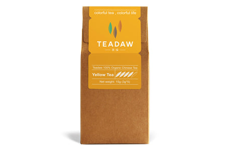 Yellow Tea- Flower field Small package
