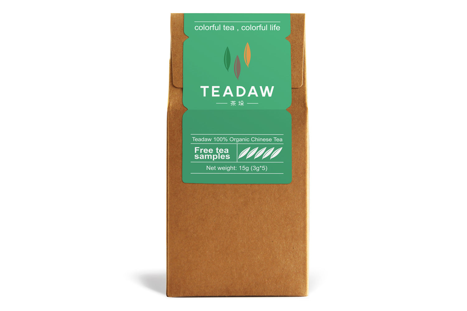 buy Chinese Teadaw 5 in 1 mixed small package (Free Sample) online