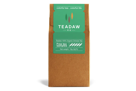 Teadaw 5 in 1 mixed small package (Free Sample)