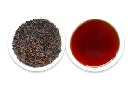 One of the best Chinese Pu-erh teas called Black Sherry offered by an online Chinese tea provider, Teadaw