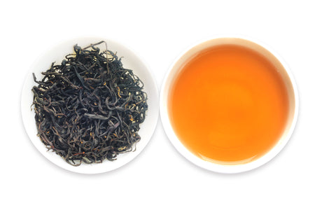 One of the best Chinese Loose Leaf Black teas called Red Agate offered by an online Chinese tea provider, Teadaw