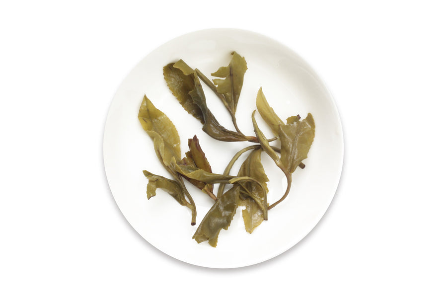 buy Chinese Organic Loose Leaf Yellow Tea--Flower Field online