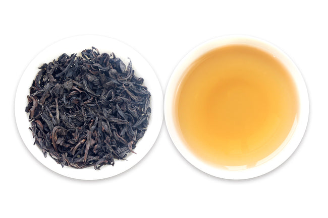 buy Chinese Organic Loose Leaf Oolong Tea -- Red Robe online