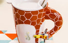 Creative Animal DIY Mug (personalised mugs/custom mugs)