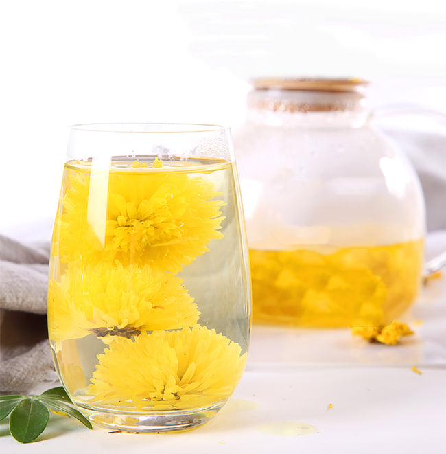 Blooming Flower Tea - Chrysanthemum Tea