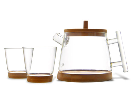 buy Chinese Bamboo Tea Set online
