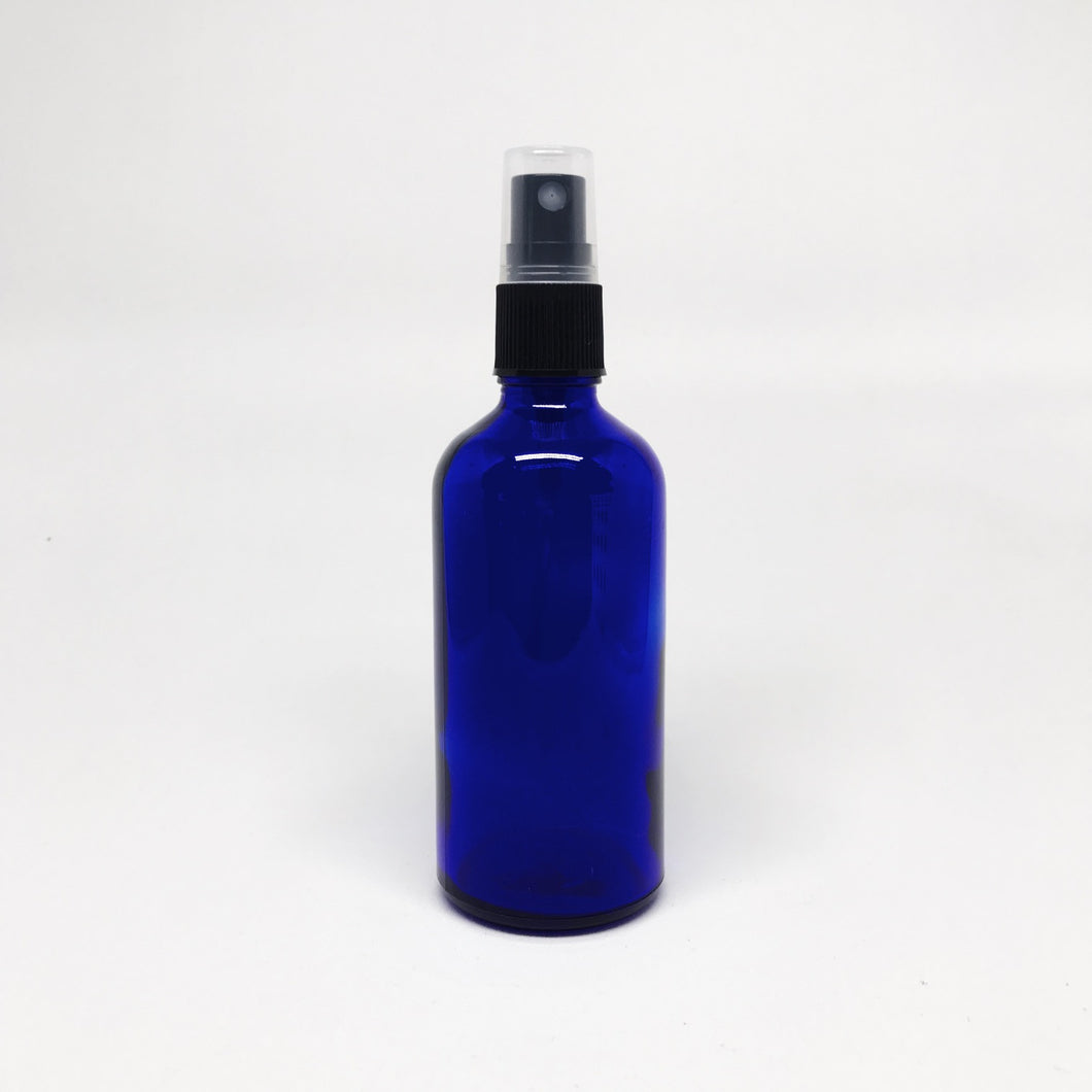 G016 100ml Cobalt Blue Glass Spray